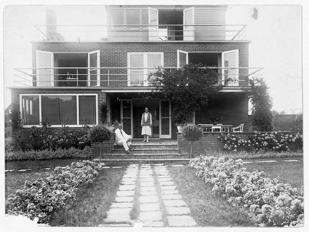Villa Claëson, Falsterbo, 1927